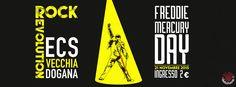 Rock Revolution 2015 - Freddie Mercury Day