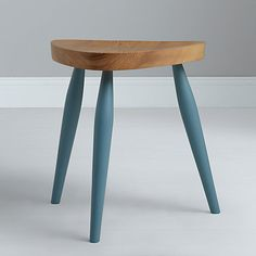 Buy Blue/Natural Sitting Firm for John Lewis Croft Collection Packington Side Table from our Side Tables range at John Lewis.