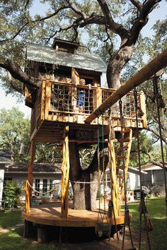 8 | 13 Of The World's Coolest Treehouses | Co.Design | business + design