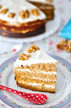 OBSESIÓN CUPCAKE: Carrot Cake Fitness