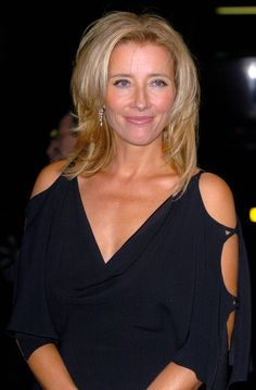 Emma Thompson The Empire Film Awards, Leicester Square, London.Pic shows: Emma Thompson.