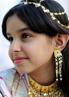 Traditional Makeup And Custom -Oman- Photo By Abdulalrahman Al Hinai | I Love Oman | Pinterest ...