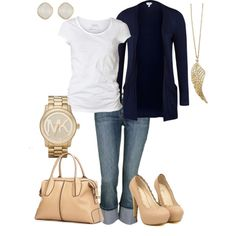"""Dressy Casual"" by rootsandrenovations on Polyvore"
