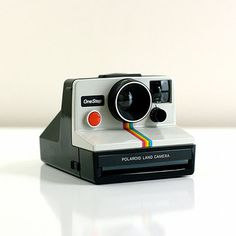 Polaroid One Step Camera, $55, now featured on Fab.
