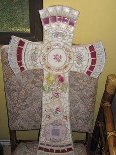 Mosaic Cross   Flickr - Photo Sharing!