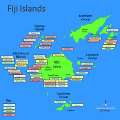 Very soon fiji geography map of the beautiful tropical islands sometimes even the fiji frequenters can loose track of the whereabouts of the fiji islands so we have found you a little map of them just so you dont gumiabroncs Images