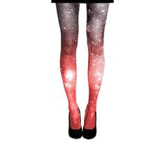 Galaxy Tights » These are just super!