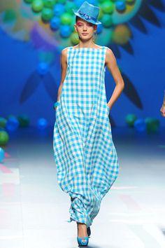 Ágatha Ruiz de la Prada - Cibeles Madrid Fashion Week Spring/Summer 2012