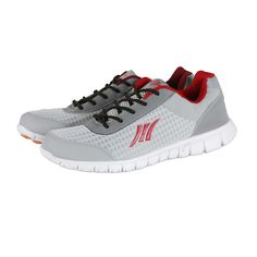 2016 New men Running Shoes Breathable Sport sneakers shoes for hard court Walking Outdoor Breathable Air Mesh low cut 4