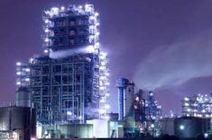 日本五大工場夜景
