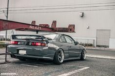 Nissan Silvia S14 Turbo SR20 Stanced