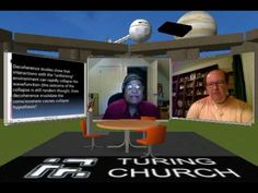 Unitive Cosmic Consciousness: Video Q/A with Amit Goswami | TURING CHURCH
