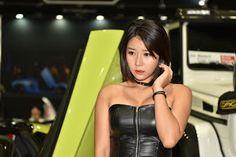 CMS 자동이체 010-7696-1202: Seoul Auto Salon racing models sexy beautiful coll...