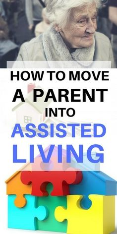 Caregiver Stress Relief How to move a parent into assisted living. Tips to make the move easier and Senior Assisted Living, Assisted Living Facility, Senior Living, Long Island, Aging Parents, Aging In Place, Alzheimer's And Dementia, Attachment Parenting, Elderly Care