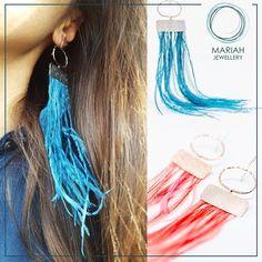 Tassel Necklace, Hair Styles, Beauty, Jewelry, Fashion, Hair Plait Styles, Moda, Jewlery, Jewerly