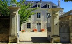 Chateau de Grazay   Indre et Loire   Loire Valley   Central France The Chateau de Grazay is set in the heart of the tranquil Loire Valley, nestled in rural surroundings on 2 hectares of recreational ground. Sleeping 14 people, this French Holiday chateau can only be described as superb! #frenchmaison #rentalproperty #chateau #holiday #france #loire #pool #garden