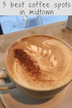 Best coffee spots in midtown manhattan NYC