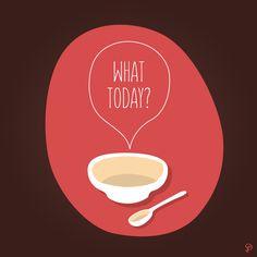 What do you eat today? / https://www.instagram.com/dolynda