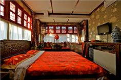chinese beds | Welcome to Finest Chinese Traditional Courtyard Hotel in Beijing ...
