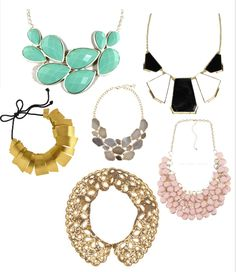 Necklace fashion jewelry accesories accesorize