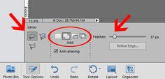 Making selections with the lasso tool in Photoshop and/or PSE