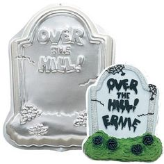 Wilton Over the Hill Tombstone Cake Pan >>> Discover this special product, click the image : Baking pans