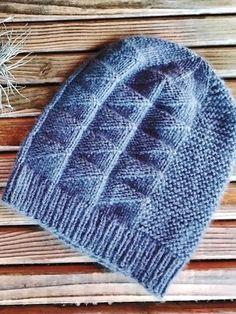 4cb91b1c1fb6c 53 Best Knit Hat Patterns images in 2019
