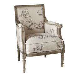 Discover Maisons du Monde's [product_name]. Browse a varied range of stylish, affordable furniture to add a unique touch to your home. French Country Bedrooms, French Country House, Vintage Furniture, Painted Furniture, French Style Decor, Fantasy Rooms, Luxury Chairs, French Chairs, Hotel Decor