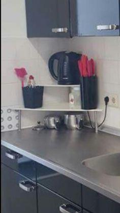 Vet handig keukenrekje!