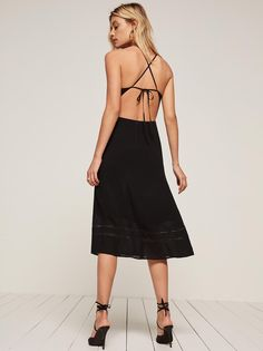 Roma dress black 1 clp
