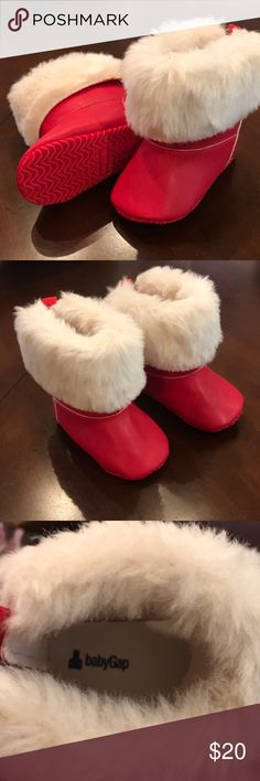 iShine Christmas Baby Booties Cute Toddler Red /& Green Elf Booties Slippers Soft Infant Warm Shooes