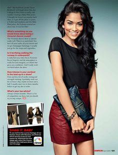 Shanina Shaik, l'altra Irina tra musica, sfilate e flirt... milion