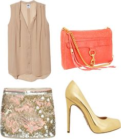 """""""coral"""" by dreamer-dx on Polyvore"""