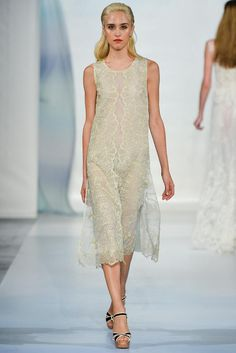 Luisa Beccaria Spring 2014 Ready-to-Wear - Collection - Gallery - Look 7 - Style.com
