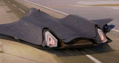 Formidable biologically inspired airplanes by Al Brady