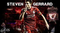 Steven Gerrard 10 Wallpaper HD