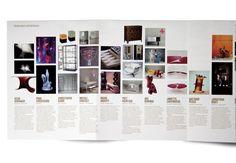 Rabih Hage Gallery / TEN exhibition poster & catalogue. 2011