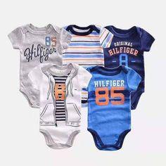 Yellow Coconut Tree Infant Baby Boys Girls 100/% Organic Cotton Bodysuit Rompers 0-2T