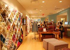 ❤ Yarn Stores Lion Brand Studio NY,