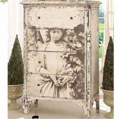 what a beautiful upcycled dresser from Burlap and Bees! by rita