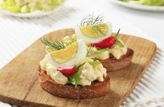 The 9 Best Eggy Appetizer Recipes Ever -- The Daily Meal Czech Recipes, Egg Recipes, Cooking Recipes, Ethnic Recipes, Best Appetizers, Appetizer Dips, Appetizer Recipes, Breakfast Bites, Best Breakfast
