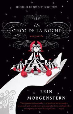 Erin Morgenster: El Circo de la Noche | Blog Eliethj http://eliethj.blogspot.com/2014/12/erin-morgenster-el-circo-de-la-noche.html
