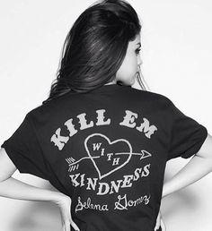 Selena Gomez Revival merch