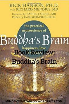 Check out my review of Buddha's Brain, which examines the impact that meditation can have on the brain!