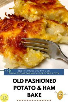 Potluck Recipes, Meal Recipes, Quick Recipes, Potato Recipes, Dinner Recipes, Healthy Recipes, Scalloped Potatoes And Ham, Cheesy Potatoes, Tamale Casserole