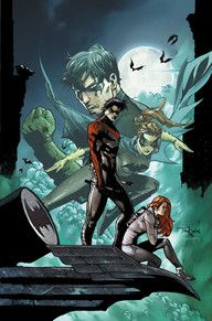 Nightwing Annual Issue 1 (2011)