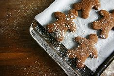 Recipes We Love: Gingerbread Cookies with Fresh Ginger and Molasses | Seventh Generation
