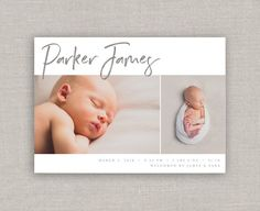 New Born Announcement Cards Baby Boy Birth Announcement, Birth Announcements, Baby Girl Photos, Newborn Photos, Baby Boy Nurseries, Baby Boy Newborn, Baby Design, Baby Love, Humor
