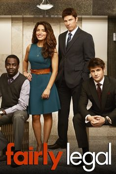 Fairly Legal - Hate this show was cancelled. Top Tv Shows, Great Tv Shows, New Shows, Movies And Tv Shows, Love Tv Series, Sarah Shahi, Tv Land, Tv Times, Me Tv