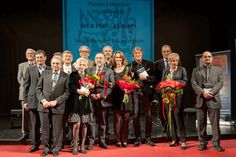 Premiazione dei vincitori della decima edizione del Premio Merano Europa